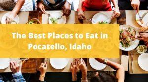 Best Restaurants Pocatello Five Star Property Management
