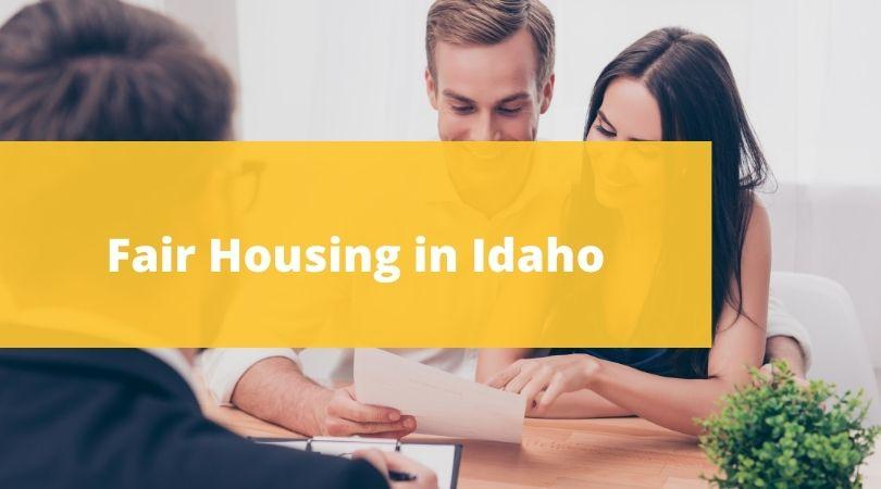 Fair Housing in Idaho