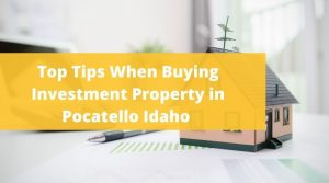 Property Investing Tips