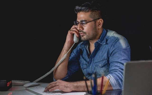 as a landlord, be prepared to answer late-night phone calls from residents
