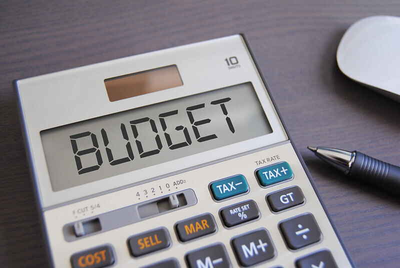 budget for property maintenance