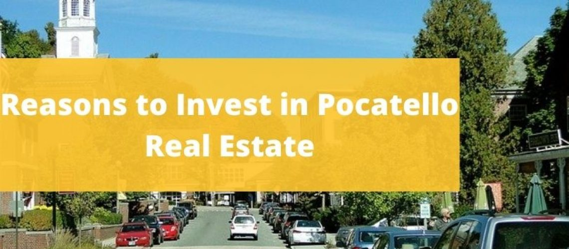 invest pocatello real estate