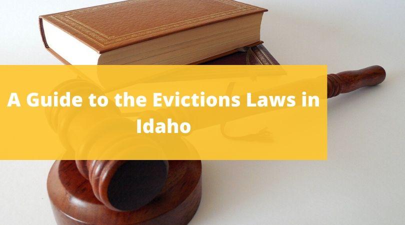 eviction laws idaho