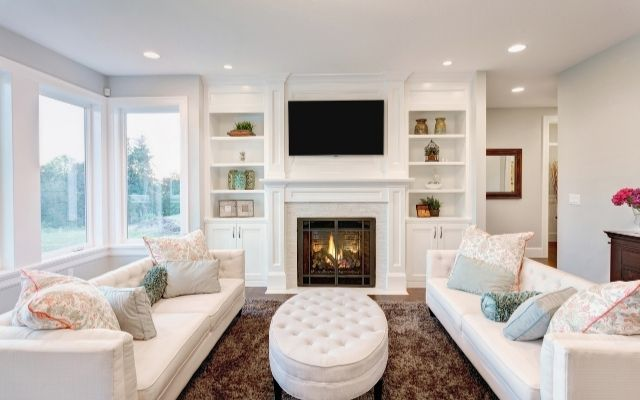 prepare the home to look good before renting it out