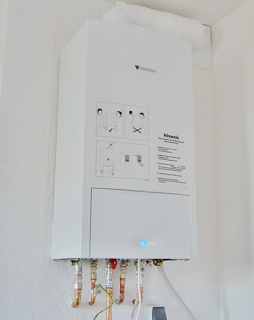 saving energy water heaters